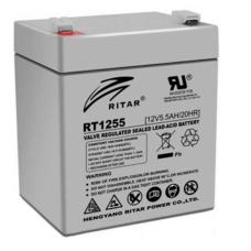 Акумуляторна батарея RT1255 12V 5.5 Ah AGM RITAR