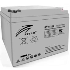 Акумуляторна батарея RT12280 12V 28 Ah AGM RITAR