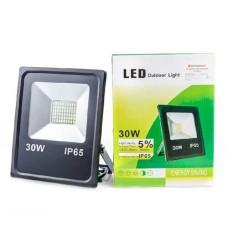 Прожектор LED EV-30-01 30W 180-260V 6400К 2700Lm SMD Evrosvet