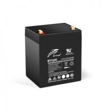 Акумуляторна батарея RT1245B 12V/4.5 Ah AGM чорний RITAR