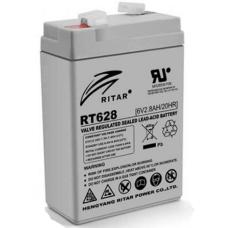 Акумуляторна батарея RT628 6V 2,8Ah AGM RITAR