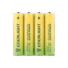 Батарейка AA Super Power FOL 4 ENERLIGHT (4шт)