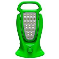 Настільна лампа КМ7635 салатова