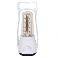 Настільна лампа КМ783 біла