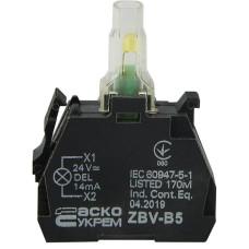ZBV-B5 Блок для підсвітки жовтий 24В для кнопок TB5 Аско Укрем (A0140010212)