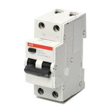 Диференційний автоматичний вимикач ABB BASIC M 1Р+N 20А 4.5кА