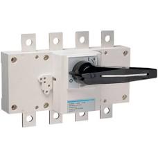 Корпусний вимикач навантаження Hager HA453 к 95мм² 4P 200А