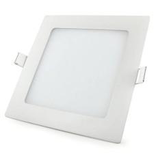 LED Panel ABS (квадрат універсал) 24W 4500K 220V LM477 Lemanso