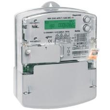 Лічильник електроенергії 2303 ARP6T.1000.M.11 5(80)А 3x220/380В НІК
