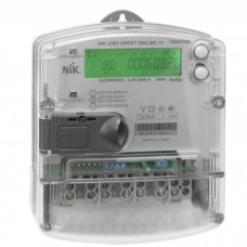 Лічильник електроенергії 2303 ATT.1000.M.11 5(10)А 3x100В НІК