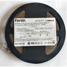 Стрічка світлодіодна smd3528/60 жовта IP65 (12В) Feron LS604