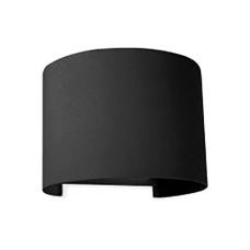 Фасадний світильник Feron DH013 LED Чорний (11872)