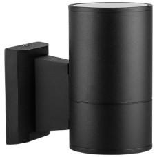 Фасадний світильник Feron DH0701 Чорний E27 (06296)