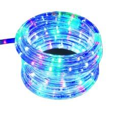 Провід сяючий Feron LED 2-пол. мультиколор
