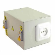 Ящик понижаючий з трансформатором. ЯТП 0,25-11У3 220/36