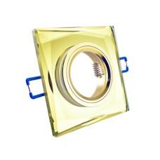 ST128 жовте-золото точковий світильник Lemanso