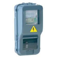 Ящик обліку для 1-фазного лічильника DOT.1 NiK
