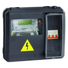 Ящик обліку для 1-фазногота 3-фазного лічильника DOT.3-1 NIK