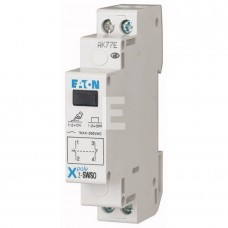 Кнопка на DIN-рейку  Z-SW/SO 1NO+1NC Eaton