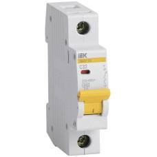 Автоматичний вимикач BA47-29 1p С 32A IEK