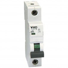 Автоматичний вимикач 4VTB-1C 20А 1п. VIKO