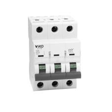 Автоматичний вимикач 4VTB-3C 25А 3п. VIKO