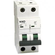 Автоматичний вимикач 4VTB-2C 40А 2п. VIKO