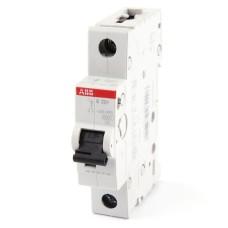 Автоматичний вимикач S201-В50/1 50А 1п. ABB