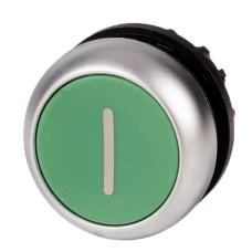 Головка кнопки M22-DRL-G з фіксацією/без фіксації з підсвіткою Eaton