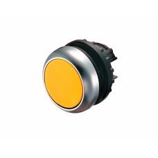 Головка кнопки M22-DL-Y з підсвіткою жовта Eaton