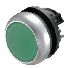 Головка кнопки M22-DR-G з фіксацією/без фіксації зелена Eaton