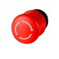 Головка керування аварійної зупинки M22-PVТ грибовидна з фіксацією Eaton
