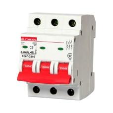 Автоматичний вимикач e.mcb.stand.45.3.C5 3p E.next