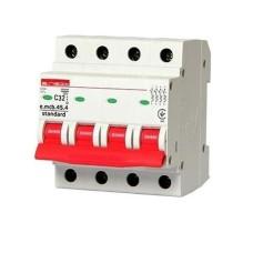 Автоматичний вимикач e.mcb.stand.45.4.C32 4p E.next