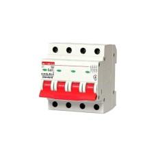 Автоматичний вимикач e.mcb.stand.45.4.C63 4p E.next