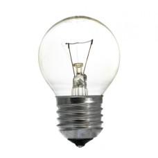 Лампа розжарення P45 60Вт Е27 куля прозора BELSVET