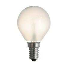 Лампа розжарення Р45 60Вт Е14 куля матова BELSVET