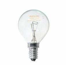 Лампа розжарення Р45 60Вт Е14 куля прозора BELSVET