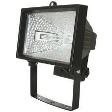 Прожектор 500Вт чорний Lumen