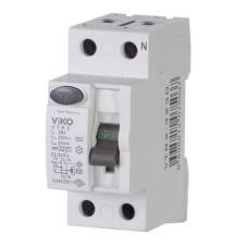 Пристрій захисного відімкнення 2p 25А 30мА  VIKO