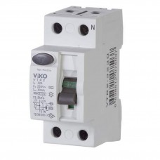 Пристрій захисного відімкнення 2p 32А 30мА  VIKO