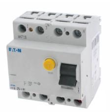 Пристрій захисного відімкнення PF6-25/4/0.1 25А 100мА 4п. Eaton
