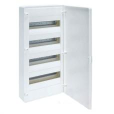 Бокс VS412PD, 48 модулів, зовнішній, біла дверка, GOLF Hager