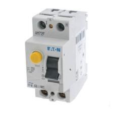 Пристрій захисного відімкнення PF6-63/2/0.03 63А 30мА 2п. Eaton