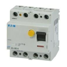 Пристрій захисного відімкнення PF6-63/4/0.03 63А 30мА 4п. Eaton