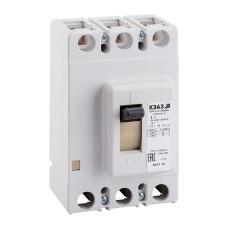 Автоматичний вимикач ВА51-35М3-340010-20 УХЛ3 400 А КЕАЗ