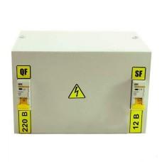 Ящик понижаючий з трансформатором. ЯТП 0,25-11У3 220/12