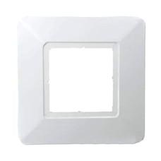 Рамка біла одинарна