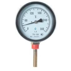 Термометр біметалічний ТБ-100-50 (0...+300)-1,5-Р Склоприлад