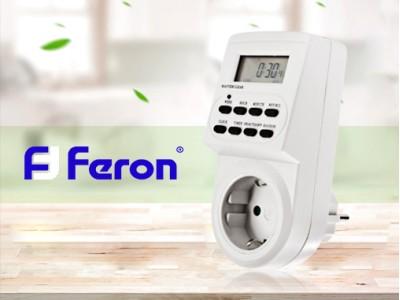 Таймер Feron TM22 інструкція з експлуатації, налаштування програм (відео)